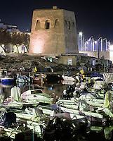 Totti vedetta nel Salento in Puglia - Italia - PH: Gabriele Spedicato 08/2011