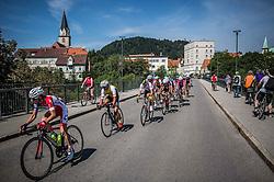 Kristjan Hocevar of Adria Mobil during cycling race On the streets of Kranj 2016, on July 31, 2016 in Kranj centre, Slovenia. Photo by Vid Ponikvar / Sportida