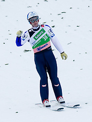 LOITZL Wolfgang, WSC Bad Mitterndorf, AUT  competes during Flying Hill Individual Second Round at 2nd day of FIS Ski Flying World Championships Planica 2010, on March 19, 2010, Planica, Slovenia.  (Photo by Vid Ponikvar / Sportida)