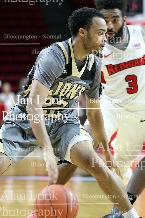 NORMAL, IL - November 24:  Chris King during a college basketball game between the ISU Redbirds  and the Lindenwood Lions on November 24 2018 at Redbird Arena in Normal, IL. (Photo by Alan Look)