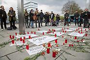 student Protest TU Berlin