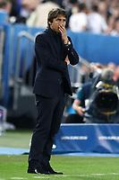 Antonio Conte<br /> Paris 02-07-2016 Parc des Princes Football Euro2016 Germany - Italy/ Germania - Italia<br /> Round of 4, Foto Matteo Gribaudi/Image Sport/ Insidefoto