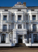 Royal Hotel, Great Yarmouth, Norfolk, England