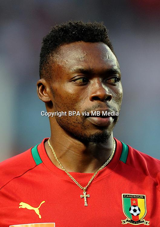 Fifa Brazil 2014 World Cup - <br /> Cameroon Team<br /> Idriss KAMENI