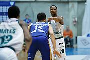 Joe Ragland<br /> Acqua San Bernardo Cantu - Happy Casa Brindisi<br /> LBA Lega Basket Serie A - 2019/2020<br /> Desio, 12/01/2020<br /> Foto Silvia Fassi / Ciamillo
