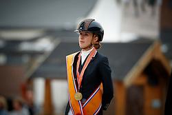 Maas Lynne, NED<br /> Nederlands Kampioenschap Dressuur <br /> Ermelo 2017<br /> © Hippo Foto - Dirk Caremans<br /> 15/07/2017