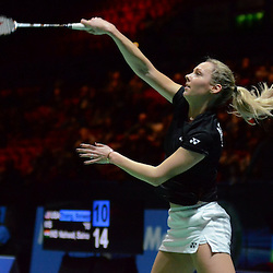 All England Open Badminton Championship | Birmingham | 6 March 2014