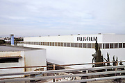 Fujifilm factory in Catalonia, Spain