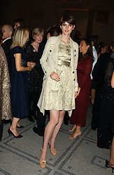 Model STELLA TENNANT at the 2005 British Fashion Awards held at The V&A museum, London on 10th November 2005.<br />