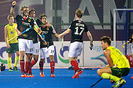 19 GER vs AUS : team Germany qualified for final