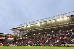 A general view of the Lansdown stand during the game against Reading - Mandatory by-line: Dougie Allward/JMP - 26/12/2017 - FOOTBALL - Ashton Gate Stadium - Bristol, England - Bristol City v Reading - Sky Bet Championship