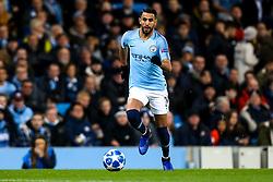 Riyad Mahrez of Manchester City - Mandatory by-line: Robbie Stephenson/JMP - 07/11/2018 - FOOTBALL - Etihad Stadium - Manchester, England - Manchester City v Shakhtar Donetsk - UEFA Champions League