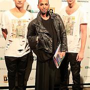 NLD/Amsterdam/20130318 - Modeshow Jan Boelo zomer 2013, ?..