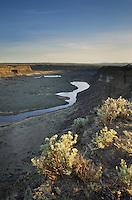 Sun Lakes-Dry Falls State Park, Columbia Plateau Washington