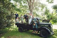 bryan & larissa's wedding at the beautiful Waihi Water Lily Gardens on the Coromandel Peninsula Felicity Jean Photography Coromandel Wedding Photographer Garden Wedding Photos