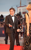 Actor Mark Ruffalo at the gala screening for the film Spotlight at the 72nd Venice Film Festival, Thursday September 3rd 2015, Venice Lido, Italy.