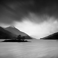 Loch Leven, Highlands, Scotland, UK