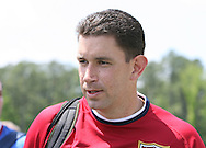 Goalkeeping coach Phil Wheddon on Wednesday, May 17th, 2006 at SAS Soccer Park in Cary, North Carolina. The United States Men's National Soccer Team held a training session as part of their preparations for the upcoming 2006 FIFA World Cup Finals being held in Germany.