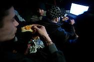Fornace, Rho. Gennaio 2008. Campagna contro lo sgombero.
