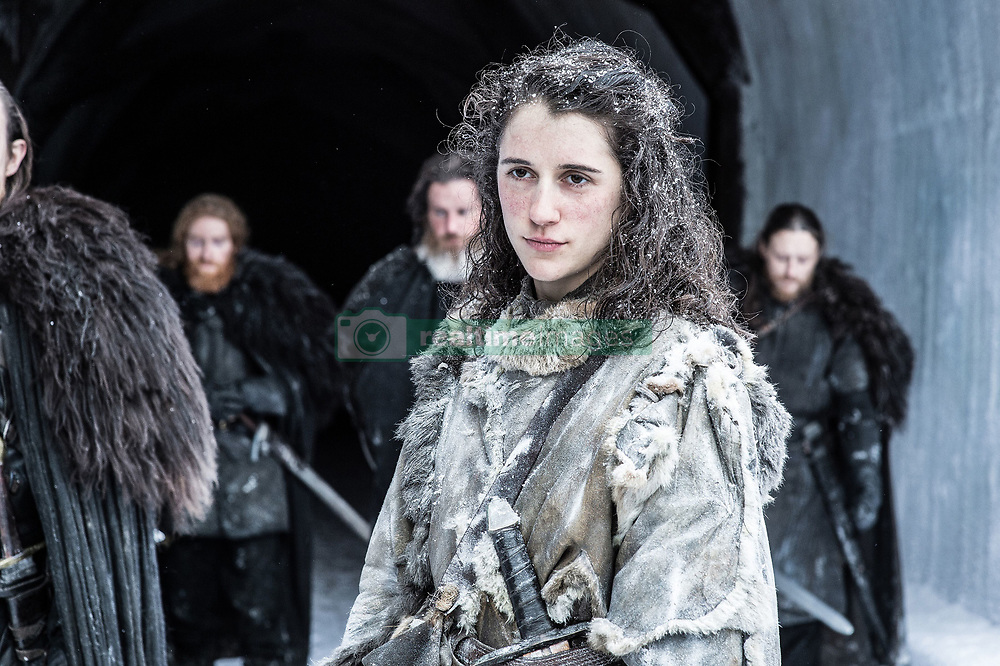 September 1, 2017 - Ellie Kendrick..'Game Of Thrones' (Season 7) TV Series - 2017 (Credit Image: © Hbo/Entertainment Pictures via ZUMA Press)