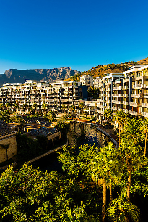 View from the One&Only Cape Town Hotel, Cape Town, South Africa