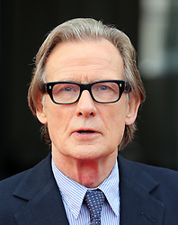 Bill Nighy  arriving for the About Time premiere in London,Thursday, 8th August 2013<br /> Picture by Stephen Lock / i-Images