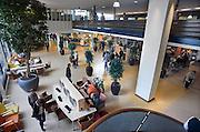 Nederland, Nijmegen, 18-4-2009Hal van het umc radboud ziekenhuis.Foto: Flip Franssen