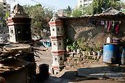 The Banganga Tank, Mumbai.