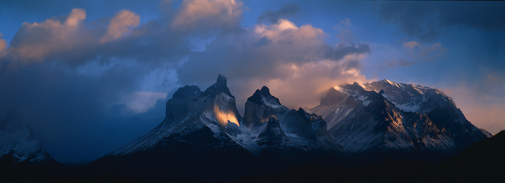 Paine National Park, Patagonia, Chile