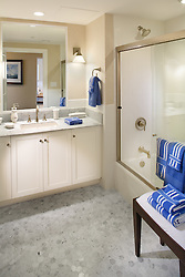 The Grand at Diamond Beach<br /> 9600 Atlantic Avenue <br /> Wildwood, NJ Master Bathroom
