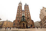 St Mary's Cathedral, Krakow, Poland