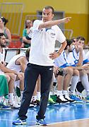 DESCRIZIONE : Skopje Nazionale Italia Uomini Torneo internazionale Italia Macedonia Italy Republic of Macedonia<br /> GIOCATORE : Simone Pianigiani<br /> CATEGORIA : allenatore coach<br /> SQUADRA : Italia Italy<br /> EVENTO : Torneo Internazionale Skopje<br /> GARA : Italia Macedonia Italy Republic of Macedonia<br /> DATA : 26/07/2014<br /> SPORT : Pallacanestro<br /> AUTORE : Agenzia Ciamillo-Castoria/R.Morgano<br /> Galleria : FIP Nazionali 2014<br /> Fotonotizia : Skopje Nazionale Italia Uomini Torneo internazionale Italia Macedonia Italy Republic of Macedonia