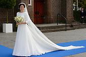 Bruiloft Prins Jaime en Viktoria Cservenyak