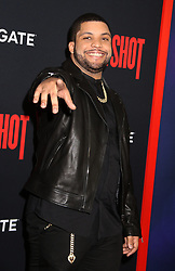 April 30, 2019 - New York City, New York, U.S. - Actor OÃ•SHEA JACKSON JR attends the New York premiere of 'Long Shot' held at AMC Lincoln Square. (Credit Image: © Nancy Kaszerman/ZUMA Wire)
