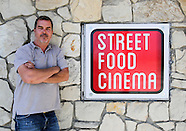 Steven Allison, CFO of Street Food Cinema