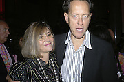 Mr. and Mrs. Richard E. Grant, Opening of Spamalot at the Night Palace Theatre and afterwards at Freemasons Hall Gt. Queen St.  London. 17 October 2006. -DO NOT ARCHIVE-© Copyright Photograph by Dafydd Jones 66 Stockwell Park Rd. London SW9 0DA Tel 020 7733 0108 www.dafjones.com