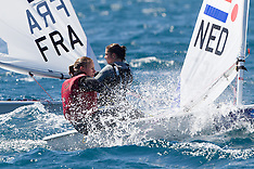 2013 SWC Hyères | Wed 24 April | laser Radial
