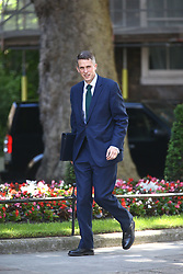 © Licensed to London News Pictures. 13/06/2017. London, UK. Chief whip Gavin Williamson arrives at Downing Street for the second cabinet meeting in two days ahead of todays visit by DUP leader Arlene Foster. Photo credit: Andrew McCaren/LNP