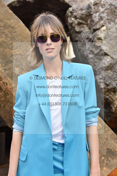 Edie Campbell at the Royal Academy Of Arts Summer Exhibition Preview Party 2018 held at The Royal Academy, Burlington House, Piccadilly, London, England. 06 June 2018.