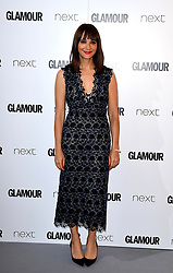 Rashida Jones in the press room at the Glamour Women of the Year Awards 2017, Berkeley Square Gardens, London.