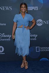 May 14, 2019 - New York, NY, USA - May 14, 2019  New York City..Kimrie Lewis attending Walt Disney Television Upfront presentation party arrivals at Tavern on the Green on May 14, 2019 in New York City. (Credit Image: © Kristin Callahan/Ace Pictures via ZUMA Press)