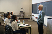 Junior Executive Business Program College of Business Dean Hugh Sherman