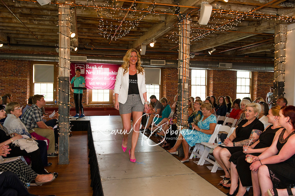 Fashion & Flair at the Belknap Mill.  Karen Bobotas for the Laconia Daily Sun