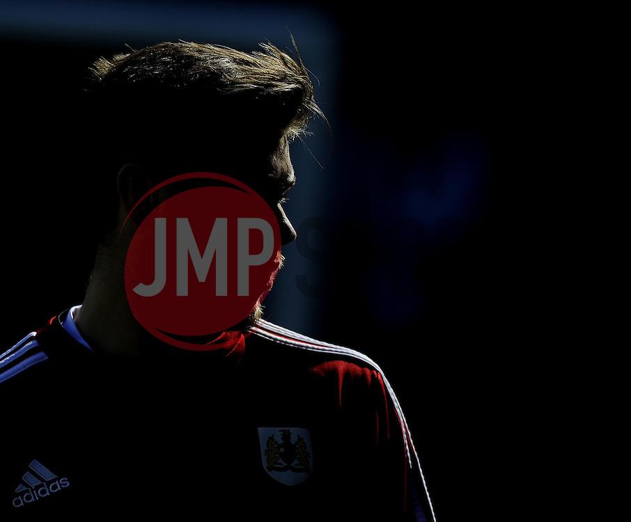 Bristol City's Wes Burns  - Photo mandatory by-line: Joe Meredith/JMP - Mobile: 07966 386802 12/04/2014 - SPORT - FOOTBALL - Walsall - Banks' Stadium - Walsall v Bristol City - Sky Bet League One