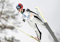 18.03.2012, Planica, Kranjska Gora, SLO, FIS Ski Sprung Weltcup, Einzel Skifliegen, im Bild Roman Koudelka (CZE),  during the FIS Skijumping Worldcup Individual Flying Hill, at Planica, Kranjska Gora, Slovenia on 2012/03/18. EXPA © 2012, PhotoCredit: EXPA/ Oskar Hoeher.