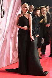 © Licensed to London News Pictures. 05/12/2016. LADY GAGA arrives for The Fashion Awards 2016 celebrating the best of British and international fashion. London, UK. Photo credit: Ray Tang/LNP