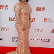 NLD/Rotterdam/20200308 - Premiere Hello Dolly, Linda Wagenmakers