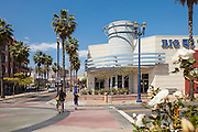 City Place in Downtown Long Beach California