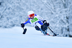 Women's Giant Slalom, MURAOKA Momoka, LW10-2, JPN at the WPAS_2019 Alpine Skiing World Championships, Kranjska Gora, Slovenia