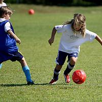 Academy Soccer 9/7/13